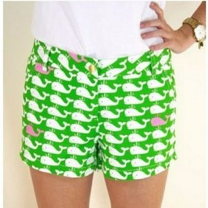 Macbeth Collection Short Small high rise whale 173